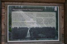 Hepoköngäs, Puolanka, Finland
