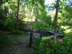 Japanese Garden in Helsinki