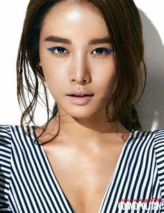 Jo Yoon Hee is a Stunning Beach Goddess for Cosmopolitan - POPdramatic