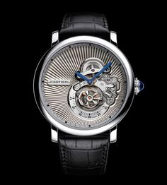 Cartier Rotonde Reversed Tourbillon