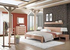 Schlafzimmer Ideen Zirbenholz Schlafzimmer Modern Die Positive ... Schlafzimmer Zirbe Modern