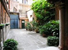 SAN LORENZO apartment in Venice, Italy.