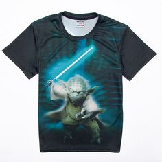 Tshirt Homme 2016 New Camisetas Hombre Novelty Star Wars Men T Shirts Tshirts 3D Print Tops. Click visit to buy #T-Shirts