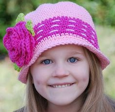 GORRO NIÑA I have this hat here for the ideas that one can get when seeing  others imaginations. bed05e392ff2