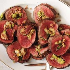 taste of Italy on Pinterest | Beef Tenderloin, Dinner Party Menu and ...