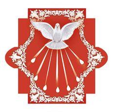 Litoarte Altar, Holy Ghost, Corpus Christi, Holy Spirit, Language Arts, Catholic, Stencils, Blessed, Xmas