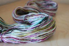 Satiné / Sock  Yarn / Calypso Superwash Merino Wool Nylon