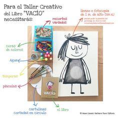 El 'BUIT-VACIO' libro de Anna Llenas editado por Barbara Fiore Yoga For Kids, Art For Kids, Baby Yoga, Emotion, School Subjects, School Psychology, Monster, Kids Education, Preschool Activities