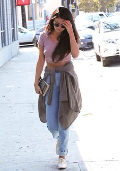 Selena Gomez out in California - 2014