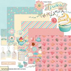 ParTEAtime Collection Mini