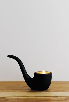 """Piippu"" Candle Holder by Erja Hirvi for Samuji Koti"