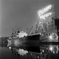 1960, boston, inner harbor.