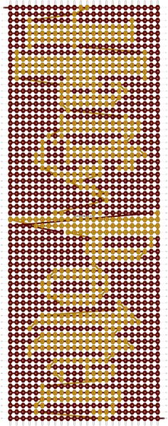 Alpha Pattern #13482 added by Mima