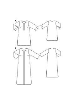 Tunic Dress 04/2016 #108A