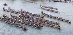 Learn more about boat races in Kerala