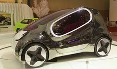 Kia Pop Concept Vehicle