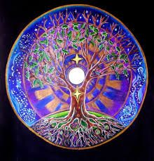 Art - Trees, Tree of Life, Jewish Tree of Life