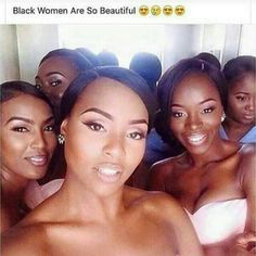 Melanin Gang: 30 Photos that Capture the Beautiful Diversity of Black Women's Skin - BGLH Marketplace Black Power, Black Girls Rock, Black Girl Magic, Black Guys, Brown Skin, Dark Skin, Light Skin, Beautiful Black Girl, Beautiful Ladies