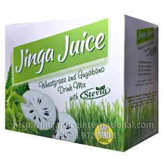 JINGA JUICE STEVIA Wheatgrass and Guyabano (Soursop or Graviola) with Stevia Stevia is non-caloric, good for weight-loss. Stevia is diabetic safe Help Losing Weight, How To Lose Weight Fast, Acid Reflux Remedies, Easy Smoothie Recipes, Weight Loss Workout Plan, Wheat Grass, Lose Weight Naturally, Cancer Cells, Healthy Diet Plans