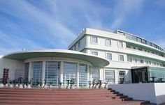 The Beautiful Art Deco Midland Hotel a very famous & fab place