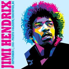 Jimi Hendrix... busked in Vancouver shortly before I arrived there in 1969.