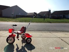 Review on the Schwinn Easy Steer Tricycle