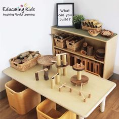 Building invitation Preschool You are in the right place about Montessori Education practical life Here we offer you the most beautiful pictures about the Montessori Education what is you are looking Reggio Emilia Classroom, Reggio Inspired Classrooms, Reggio Classroom, New Classroom, Classroom Setting, Classroom Design, Classroom Decor, Reggio Emilia Preschool, Early Years Classroom