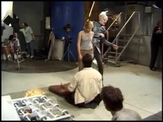 BUFFY s3 Making THE WISH cast and crew personal home movies of stunt coordinator JEFF PRUITT - YouTube
