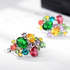 Austrian Crystal Necklaces & Pendants For Women Fashion Jewelry Brand Women's Day Charm Birthday Gift New JS8 That`s just superb! www.lolfashion.ne... #Jewelry #shop #beauty #Woman's fashion #Products