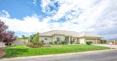 Beautiful Ranch Style Home with 4 BD, 3 BA, Pool, 3 Car Garage, RV Parking in a cul-de-sac for Sale.