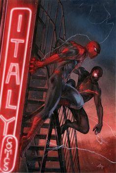 Spider-man ...