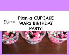 Cupcake Wars ibelieveinjoy