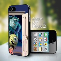 MONSTERS INC for iPhone 5 case