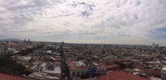 Vista panorámica Guadalajara