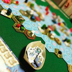 @Repost from @nordicobr -  The Oracle of Delphi  #bgg #boardgamegeek #boardgames #boardgame #tabletopgaming #tabuleiro #jogosdetabuleiro #juegosdemesa #spiel16 #spiele #bgbr #stefanfeld #pegasusspiele #theoracleofdelphi #Repost