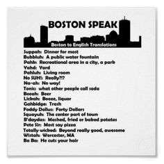 How To Speak With A Long Island Accent