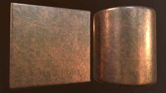 ArtStation - Copper - Substance, Joshua Williams