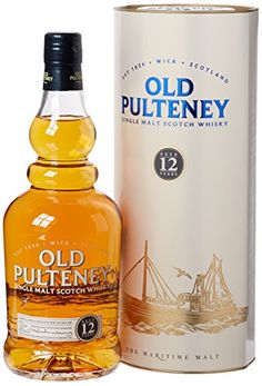 Old Pulteney 12 Year Old Malt Whisky 70 cl http://madeinsco.com/shop/old-pulteney-12-year-old-malt-whisky-70-cl/