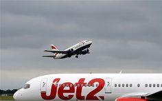 Jet2.com named Britain's least punctual airline