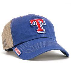 Texas Rangers Mongoose Mesh cap
