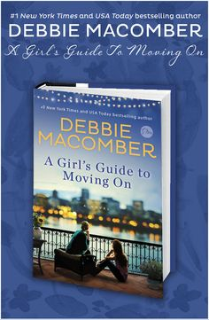 I'm in the running to win Debbie Macomber's new books, A GIRL'S GUIDE TO MOVING ON and LAST ONE HOME