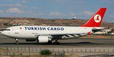 Turkish Cargo Airbus freighter