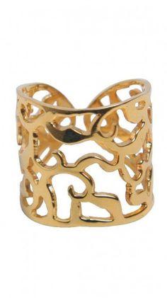 Gold Ring / Manola Velez - want it now