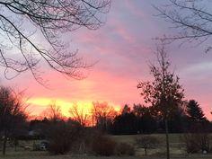 Sunrise, Hadley, Ma