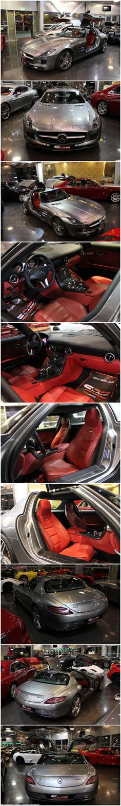 The Mercedes SLS Gullwing was unveiled at the Frankfurt Motor Show in 2009 and went into production in It is a two door grand tourer that has a distinctive wing style door opening. Maserati, Bugatti, Lamborghini, Ferrari, Porsche, Audi, Bmw, Mercedes Sls, Mercedes Sprinter