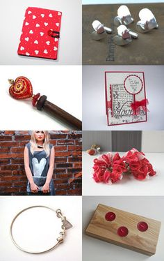 Love Is In The Air! by Jen on Etsy--Pinned with TreasuryPin.com