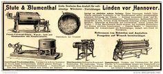 Original-Werbung/ Anzeige 1898 - WÄSCHEREI - EINRICHTUNGEN STUTE &…