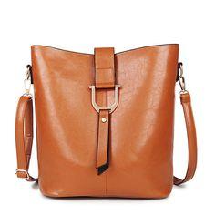 Bucket Handbag Shoulder Crossbody Bag
