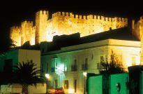Castillo de Guzmán el Bueno, Tarifa. Ruta de los Almorávides y Almohades
