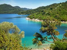 Northern part of the island of Mljet is also one of Croatian National Parks, and is therefore, one of the favorite destinations for travellers.
